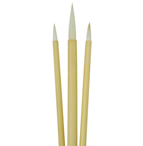 Bambupenslar, 3 st