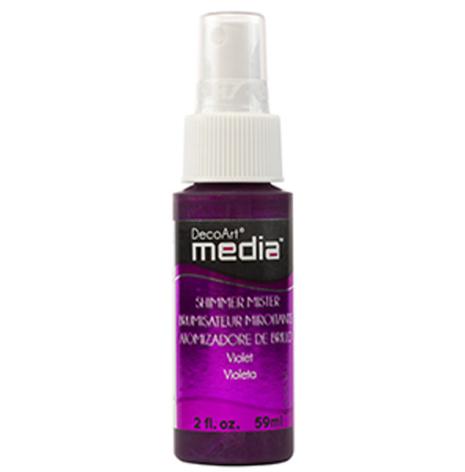 Mister Violet shimmer spray