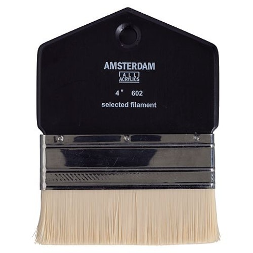 Pensel Paddle brush
