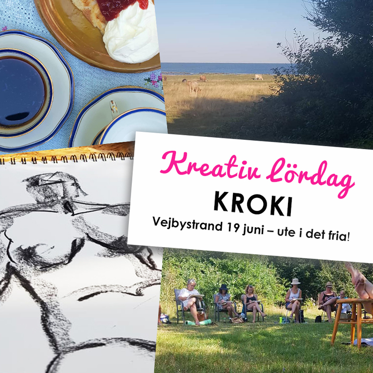 Kreativ Lördag med Kroki