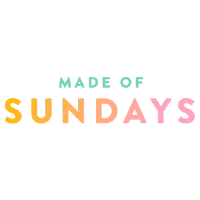 Made of Sundays - minifabriken