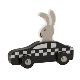 Bloomingville - Leksaksbil med kanin