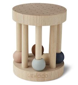 Liewood - Skallra i trä, Ayda