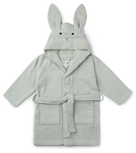 LIEWOOD - LILY BATHROBE / RABBIT / DUSTY MINT