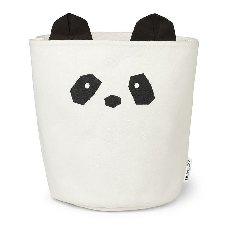 Liewood - Förvaringskorg, Panda