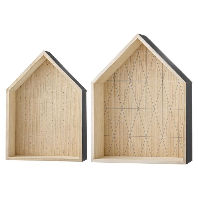 Hushylla från Bloomingville Mini perfekt till barnrummet