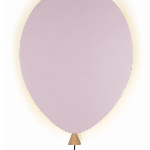 GLOBEN LIGHTING - BALLOON WALL LAMP PINK