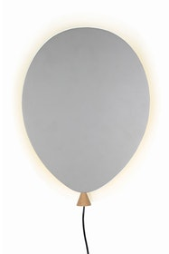GLOBEN LIGHTING - BALLOON WALL LAMP GREY