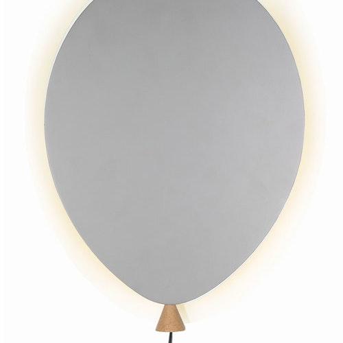 Globen Lighting - Ballonglampa Vägglampa grå