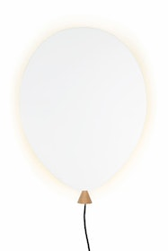 GLOBEN LIGHTING - BALLOON WALL LAMP WHITE