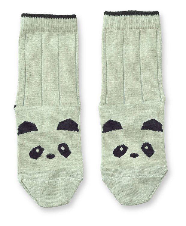 Liewood - Strumpor Panda Grön