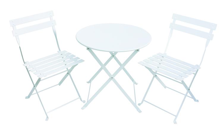 Jabadabado - Cafébord med stolar till barn