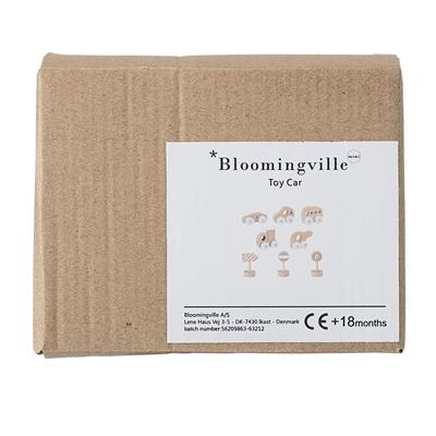 Bloomingville Mini - Leksaksbilar i trä