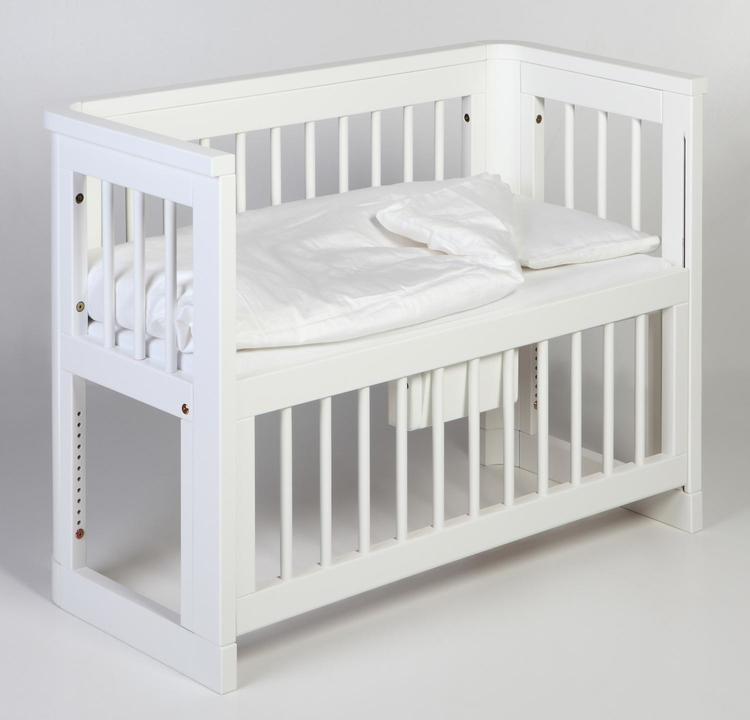 Troll  Bedside Crib Sun Minisäng sov nära din nyfödda baby bebis barnsäng själsäng