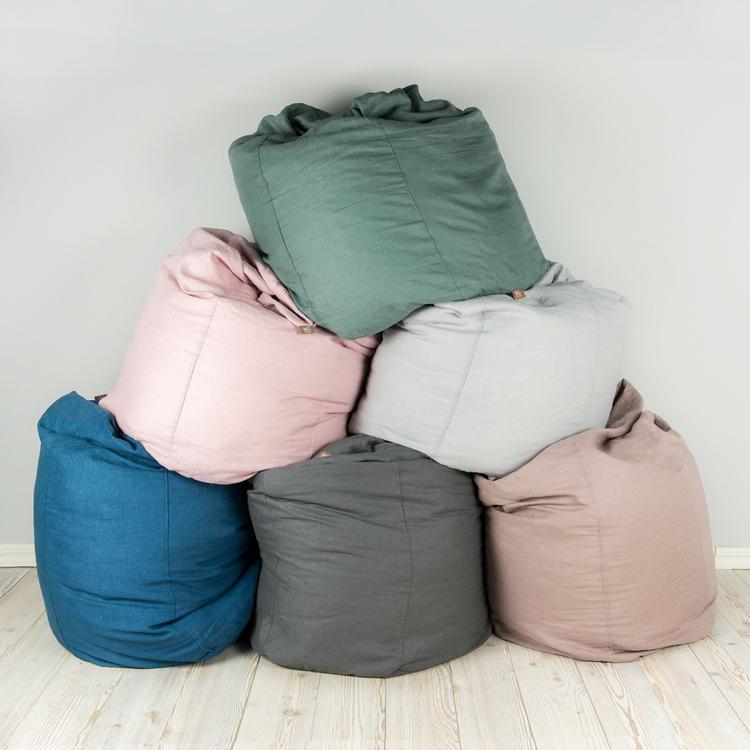 Sittsäck saccosäck olika färger från NGBaby