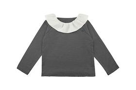 Donsje - Augusta tröja Mörk Grå