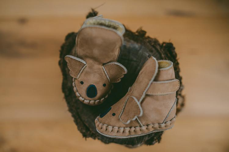Donsje - Fodrade Barnskor Koala Kapi Lining