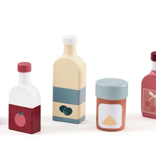Kids Concept - Leksaksflaskor 5st