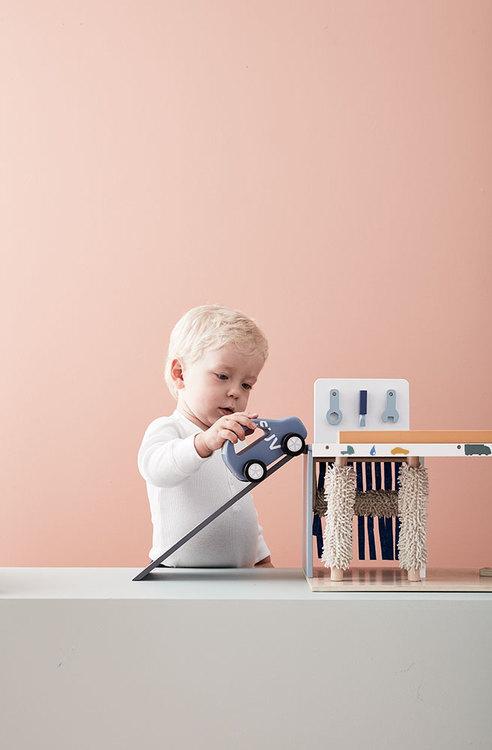 Kids Concept - Biltvätt och verkstad