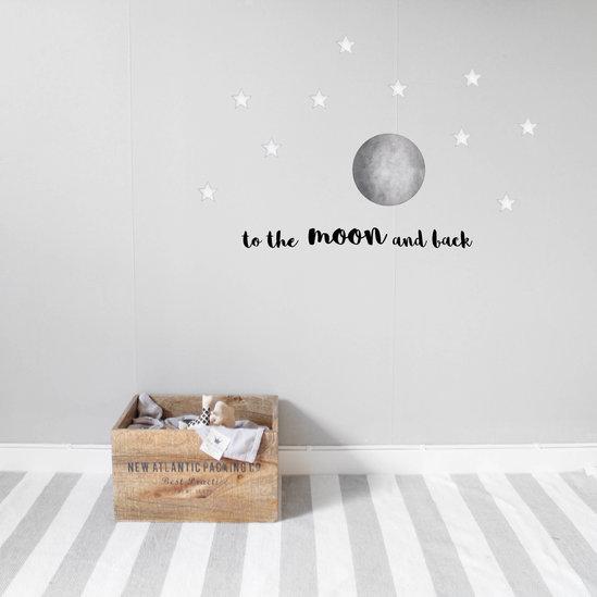 Stickstay - Vita stjärnor 10 pack