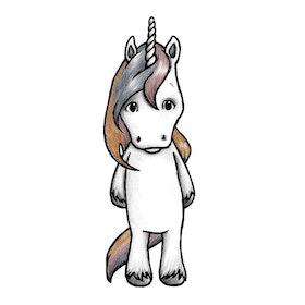 Stickstay - Sky the unicorn