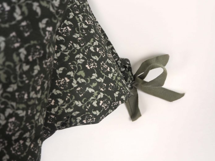 Garbo&Friends - Bäddset Floral Moss