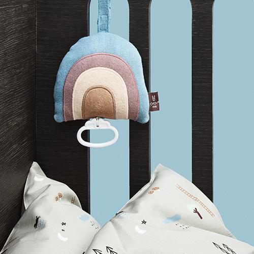OYOY - Sängmobil regnbåge