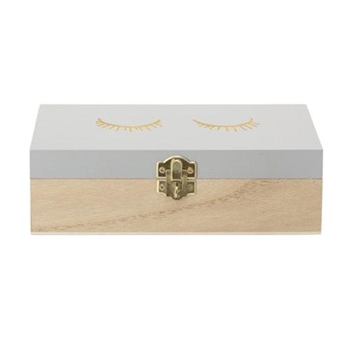 Bloomingville Mini - Smyckeskrin grå
