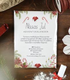 Nissas Jul-Adventskalender