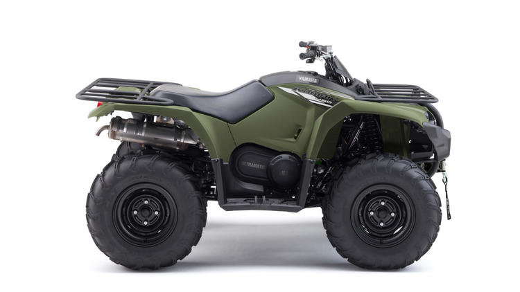 Yamaha Kodiak 450 IRS -20