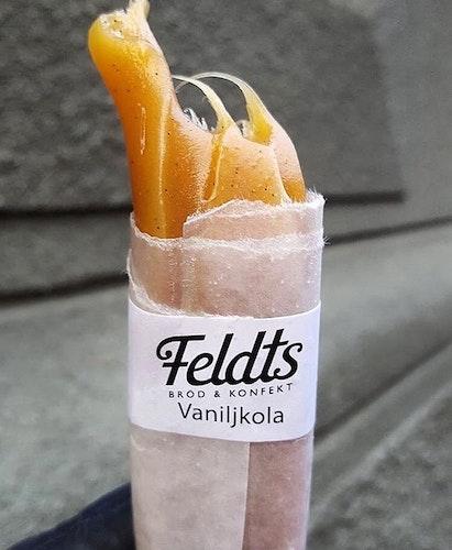 Vaniljkola