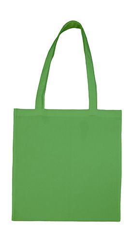 Tygkasse med långa handtag, ärtgrön