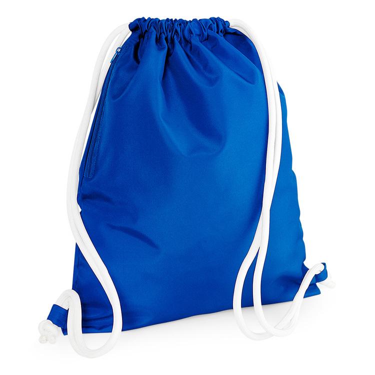 Gympapåse med sidoficka, royal blue
