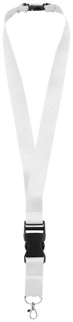 Nyckelband, vit