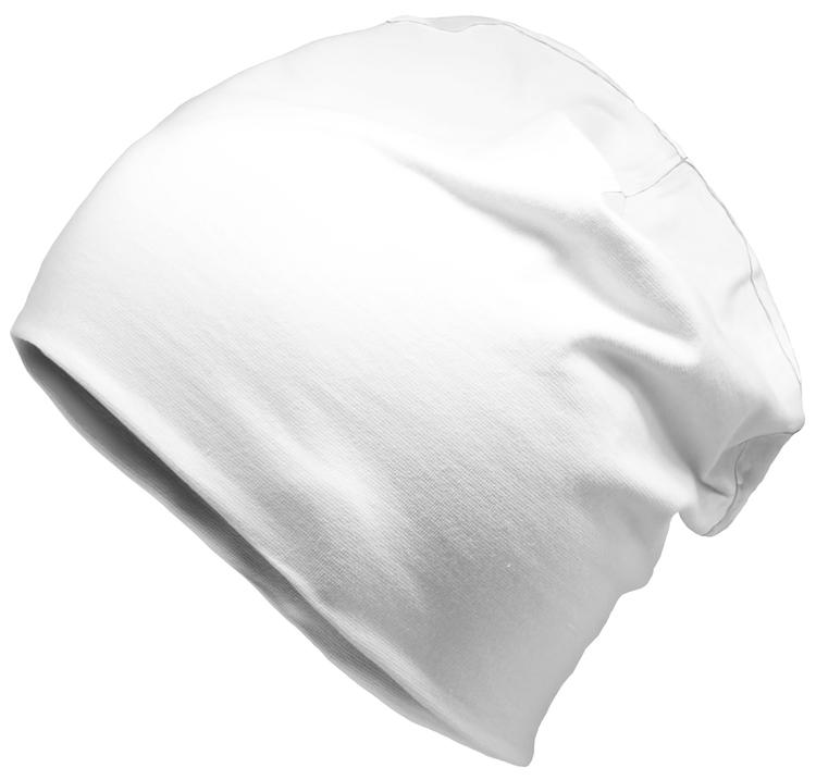 Barnmössan Isak i färgen vit