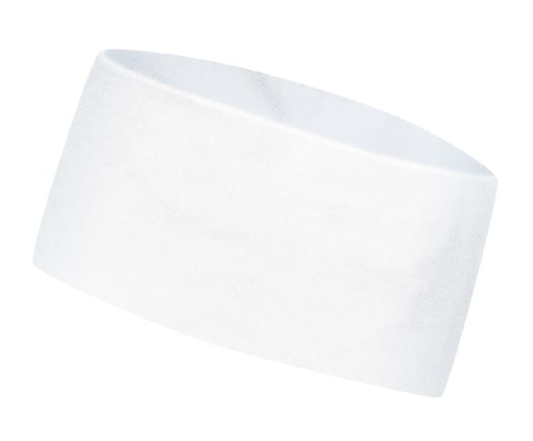 Pannband vit
