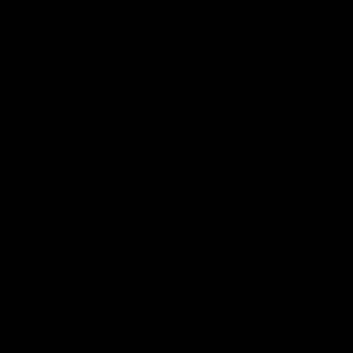 Siser Hi-5 Svart