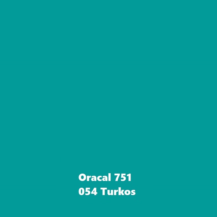 Oracal 751, Turkos