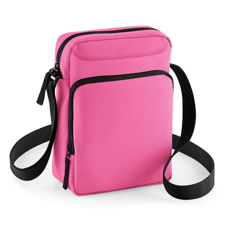 Across body bag, True Pink