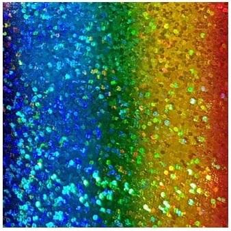 Stretch Metallic, Rainbow Holo