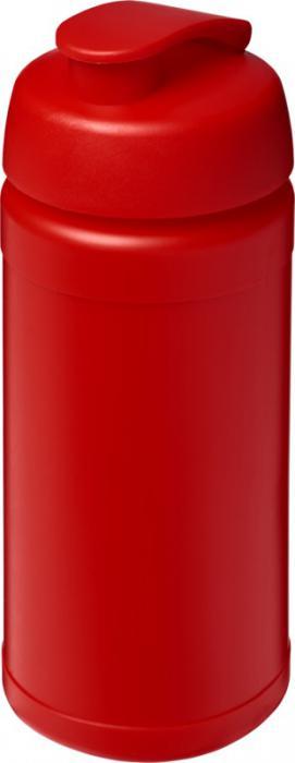 Vattenflaska, flipkork Röd