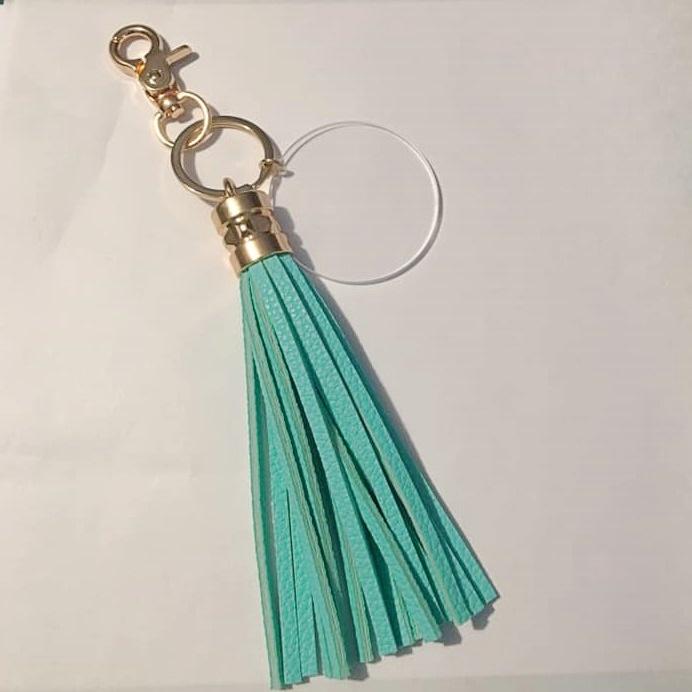 Nyckelring tassel
