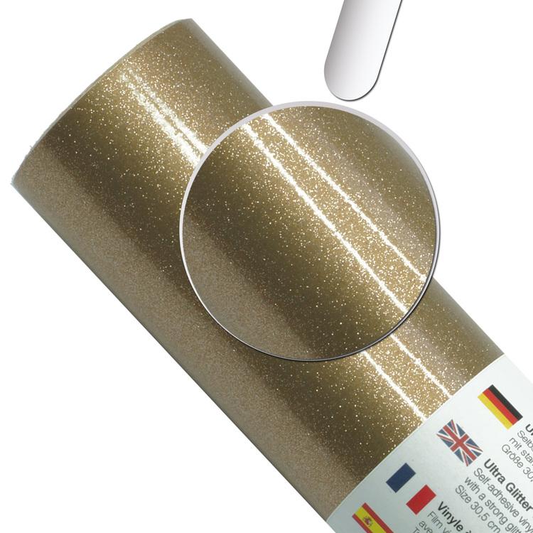 Ultra glitter, guld