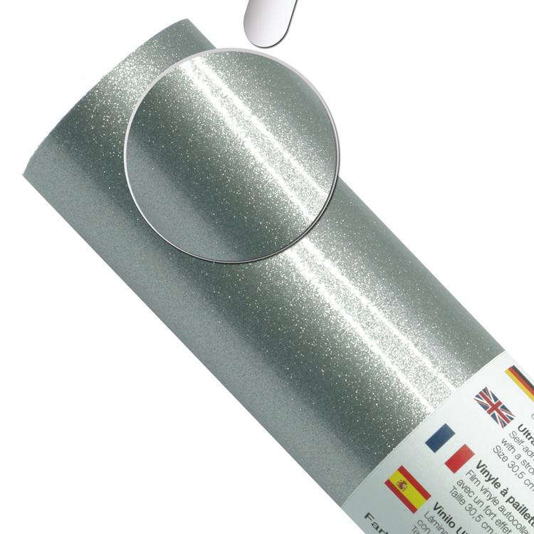 Ultra glitter, silver