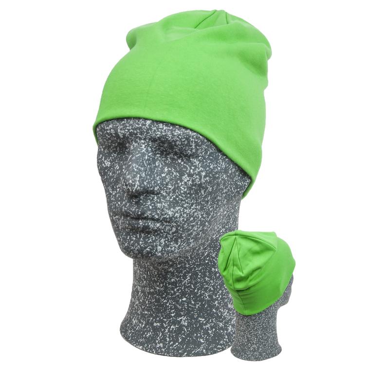 Sunna-mössan i grön