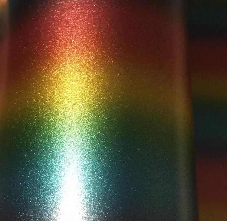 Shiny Shimmer, Rainbow