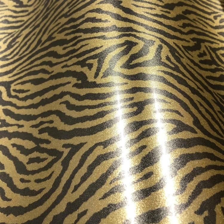 Shiny Shimmer, Zebra Guld