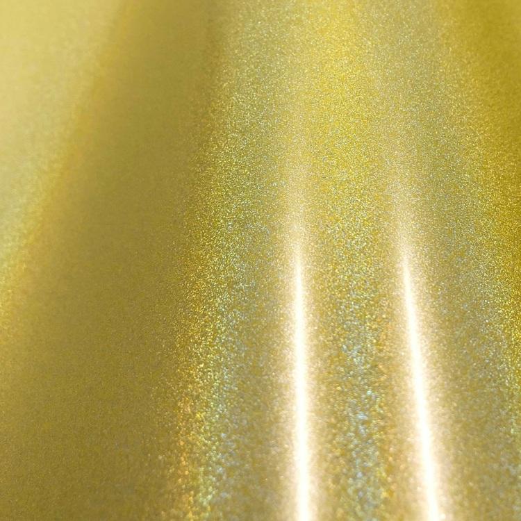 Shiny Shimmer, Holo guld