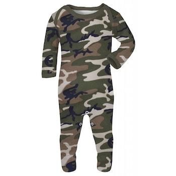 Camofärgad pyjamas