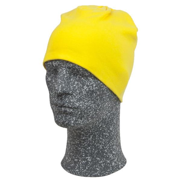 Sunna-mössan i gult